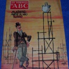 Coleccionismo de Los Domingos de ABC: LOS DOMINGOS DE ABC - MADRID ANTE EL AÑO 2000 - (11 DE MAYO DE 1975). Lote 48843850