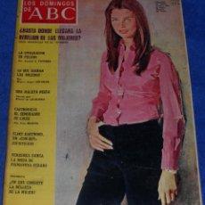 Coleccionismo de Los Domingos de ABC: LOS DOMINGOS DE ABC - LA REBELIÓN DE LAS MUJERES - CLINT EASTWOOD - (22 DE ABRIL DE 1973). Lote 48843925