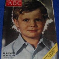 Coleccionismo de Los Domingos de ABC: LOS DOMINGOS DE ABC - EL INFANTE DON FELIPE - EL RASTRO DE MADRID - (12 DE MAYO DE 1974). Lote 48844289