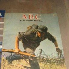 Coleccionismo de Los Domingos de ABC: ANTIGUA REVISTA DEL ABC DE LA SEGUNDA GUERRA MUNDIAL. Lote 32258940