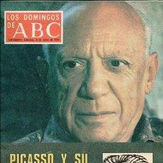 Coleccionismo de Los Domingos de ABC: LOS DOMINGOS DE ABC, 8 DE JULIO DE 1979. Lote 49078522