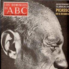 Coleccionismo de Los Domingos de ABC: LOS DOMINGOS DE ABC, 17 DE OCTUBRE DE 1976. Lote 49078599