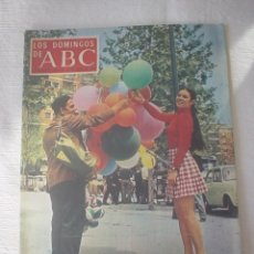 Coleccionismo de Los Domingos de ABC: LOS DOMINGOS DE ABC 31 - MAYO - 1970. Lote 49129411