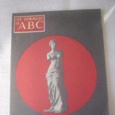 Coleccionismo de Los Domingos de ABC: LOS DOMINGOS DE ABC 17 - ENERO - 1971. Lote 49129527
