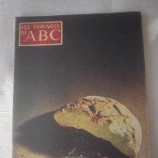 Coleccionismo de Los Domingos de ABC: LOS DOMINGOS DE ABC 26 - MARZO - 1972. Lote 49129612