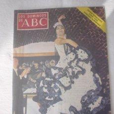 Coleccionismo de Los Domingos de ABC: LOS DOMINGOS DE ABC 13 - ENERO - 1974. Lote 49129756