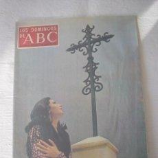 Coleccionismo de Los Domingos de ABC: LOS DOMINGOS DE ABC 7 - ABRIL - 1974. Lote 49130079