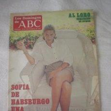 Coleccionismo de Los Domingos de ABC: LOS DOMINGOS DE ABC 30 - SEPTIEMBRE - 1984. Lote 49178510
