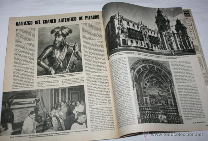 Coleccionismo de Los Domingos de ABC: LOS DOMINGOS DE ABC 21 AGOSTO 1977, OLIMPIADA MOSCU, CRUCES CAMARA SANTA OVIEDO, FRANCISCO DELGADO - Foto 2 - 51041216