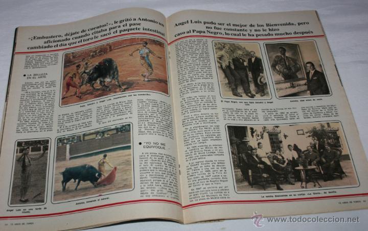 Coleccionismo de Los Domingos de ABC: LOS DOMINGOS DE ABC 21 AGOSTO 1977, OLIMPIADA MOSCU, CRUCES CAMARA SANTA OVIEDO, FRANCISCO DELGADO - Foto 3 - 51041216
