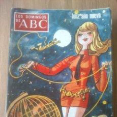 Coleccionismo de Los Domingos de ABC: LOS DOMINGOS DE ABC.AÑO 1969-RESUMEN DEL AÑO 69,AMPLIOS REPORTAJES CON FOTOS. Lote 51636112