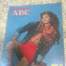 Coleccionismo de Los Domingos de ABC: LOS DOMINGOS DE ABC.VICTORIA ABRIL.. Lote 52017992