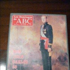 Coleccionismo de Los Domingos de ABC: LOS DOMINGOS DE ABC. ENCUADERNADO. COMPLETO. 1988. 3 ENERO HASTA 6 MARZO. Lote 52445421