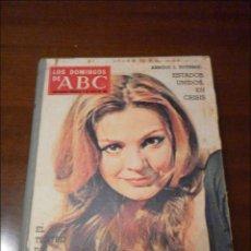 Coleccionismo de Los Domingos de ABC: LOS DOMINGOS DE ABC. ENCUADERNADO. COMPLETO. 1968. 5 MAYO HASTA 25 AGOSTO. Lote 52445516