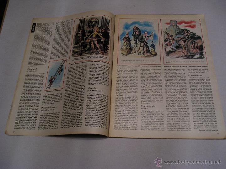 Coleccionismo de Los Domingos de ABC: los domingos de abc 1978 Antonio Mingote 25 años en abc amplio reportaje 18 paginas ver fotos - Foto 4 - 52472575
