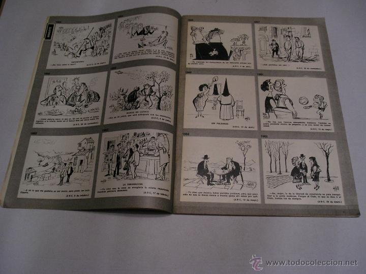 Coleccionismo de Los Domingos de ABC: los domingos de abc 1978 Antonio Mingote 25 años en abc amplio reportaje 18 paginas ver fotos - Foto 6 - 52472575