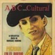 Coleccionismo de Los Domingos de ABC: ABC CULTURAL AÑO: 1995 - 49 EJEMPLARES. Lote 52608761