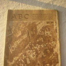 Coleccionismo de Los Domingos de ABC: PERIODICO ABC 8 FEBRERO 1960. Lote 53140005