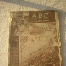 Coleccionismo de Los Domingos de ABC: PERIODICO ABC 5 MAYO 1960. Lote 53140539