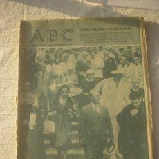 Coleccionismo de Los Domingos de ABC: PERIODICO ABC 16 SEPTIEMBRE 1960 . Lote 53140979