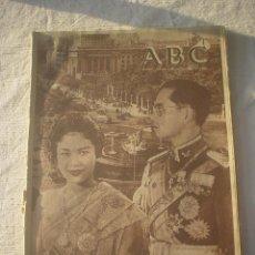 Coleccionismo de Los Domingos de ABC: PERIODICO ABC 3 NOVIEMBRE 1960. Lote 53141292