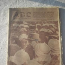Coleccionismo de Los Domingos de ABC: PERIODICO ABC 13 DICIEMBRE 1960 . Lote 53141373