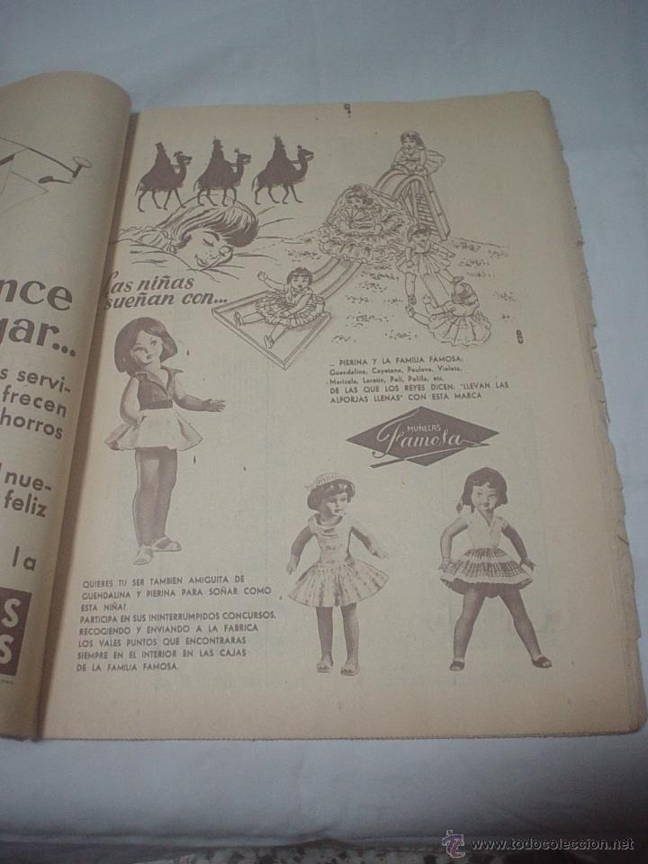 Coleccionismo de Los Domingos de ABC: PERIODICO ABC 1 ENERO 1960 - ANUNCIO FAMOSA Y GEYPER - Foto 2 - 53139885