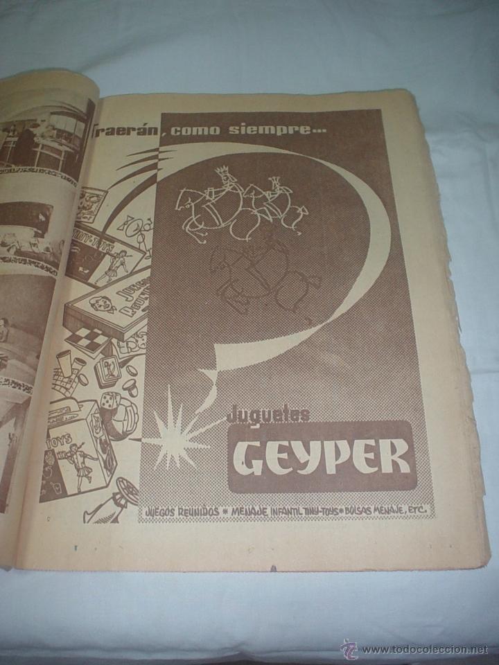 Coleccionismo de Los Domingos de ABC: PERIODICO ABC 1 ENERO 1960 - ANUNCIO FAMOSA Y GEYPER - Foto 3 - 53139885