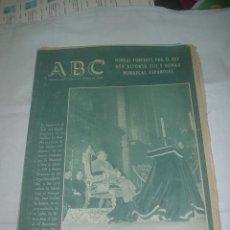 Coleccionismo de Los Domingos de ABC: PERIODICO ABC 1 MARZO 1961. Lote 53153222