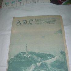 Coleccionismo de Los Domingos de ABC: PERIODICO ABC 8 MARZO 1961. Lote 53153272