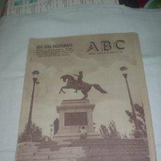 Coleccionismo de Los Domingos de ABC: PERIODICO ABC 25 MAYO 1961 . Lote 53153533