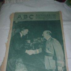 Coleccionismo de Los Domingos de ABC: PERIODICO ABC 31 MAYO 1961 . Lote 53153684