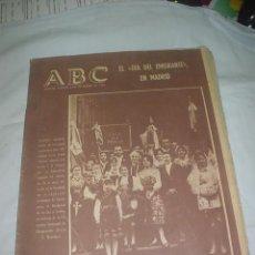 Coleccionismo de Los Domingos de ABC: PERIODICO ABC 5 DICIEMBRE 1961. Lote 53153774
