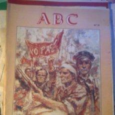 Coleccionismo de Los Domingos de ABC: VIDA DE FRANCO - Nº 21. Lote 53189263