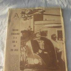 Coleccionismo de Los Domingos de ABC: PERIODICO ABC 10 MAYO 1962. Lote 53374169