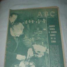 Collection Los Domingos de ABC - PERIODICO ABC 24 ENERO 1963 - 53404316