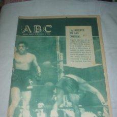 Coleccionismo de Los Domingos de ABC: PERIODICO ABC 26 MARZO 1963 - CARTELERA SOFÍA LOREN. Lote 53404566