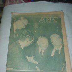 Coleccionismo de Los Domingos de ABC: PERIODICO ABC 23 MAYO 1963 . Lote 53404655