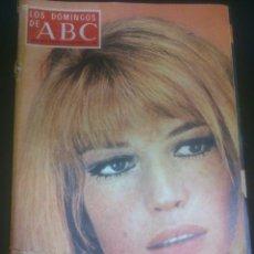 Coleccionismo de Los Domingos de ABC: LOS DOMINGOS DE ABC. DE 1969. Lote 53537399