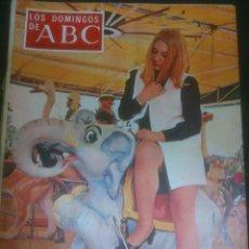 Coleccionismo de Los Domingos de ABC: LOS DOMINGOS DE ABC. DE 1969. Lote 53537401