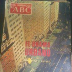 Coleccionismo de Los Domingos de ABC: LOS DOMINGOS DE ABC. DE 1969. Lote 53537415