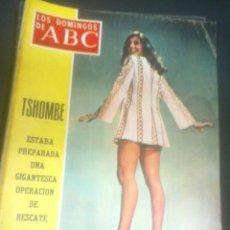 Coleccionismo de Los Domingos de ABC: LOS DOMINGOS DE ABC. DE 1969. Lote 53537452