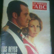 Coleccionismo de Los Domingos de ABC: LOS DOMINGOS DE ABC. DE 1969. Lote 53537472