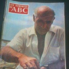 Coleccionismo de Los Domingos de ABC: LOS DOMINGOS DE ABC. DE 1969. Lote 53537478