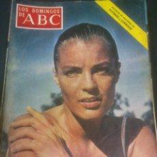 Coleccionismo de Los Domingos de ABC: LOS DOMINGOS DE ABC. DE 1969. Lote 53537479