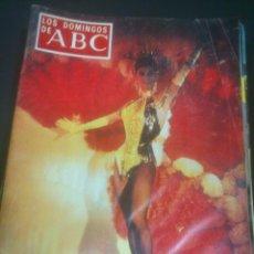 Coleccionismo de Los Domingos de ABC: LOS DOMINGOS DE ABC. DE 1969. Lote 53537480