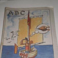 Coleccionismo de Los Domingos de ABC: PERIODICO ABC , DOMINGO 31 DE DICIEMBRE 1995. Lote 53716848