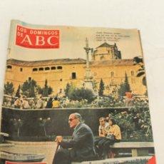 Coleccionismo de Los Domingos de ABC: REVISTA LOS DOMINGOS DE ABC, GRANADA 69, NOVIEMBRE 1969. Lote 54116219