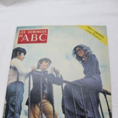 Coleccionismo de Los Domingos de ABC: REVISTA LOS DOMINGOS DE ABC, OCTUBRE DE 1973, MARISA PAREDES. Lote 54546705