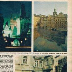 Coleccionismo de Los Domingos de ABC: AÑO 1978 PRAGA DESTRUCCION AMAZONIA EMBAJADA DE ITALIA EN MADRID ROY BEAN JUEZ OESTE GOYA EN SELLOS. Lote 54934394